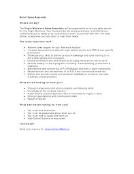 Resume Objective Examples For Sales Resume Objective For Retail Resume Example Resumes Objective