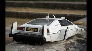 the spy who loved me lotus esprit s1 submarine 1 18 by autoart