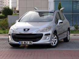 pejo araba 2008 model peugeot 308 1 6 bluehdi active eat6 km 285000