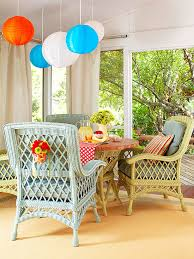 diy outdoor furniture ideas wicker wicker chairs and painted wicker