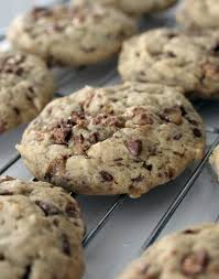 heath toffee bits cookies fresh from the
