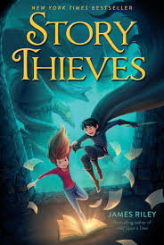 story thieves book by official publisher page