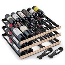 Wine Rack Kitchen Cabinet Insert Wine Storage Wine Cabinets Wine Racks U0026 Wine Cellar Cooling