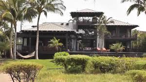 hawaiian beach house tour youtube