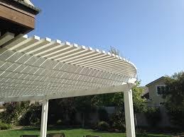 Aluminum Wood Patio by Aluminum Patio Covers Banning Alumawood