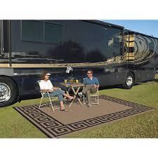 9x12 mat rug outdoor carpet reversible rv trailer beach camping