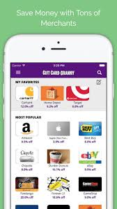 discount gift card gift card on the app store