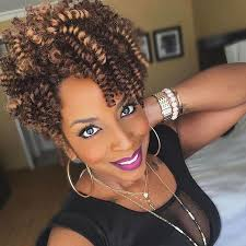 20 strands pack synthetic crochet braids ombre braiding twist