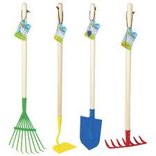 big kids garden tool set toysmith