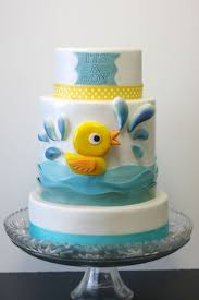 233 best ducky cakes images on pinterest baby cakes baby shower