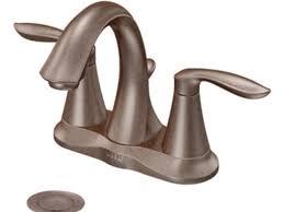 bathroom faucets moen eva faucet oil rubbed bronze bathroom moen