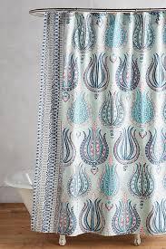 fortuna shower curtain anthropologie