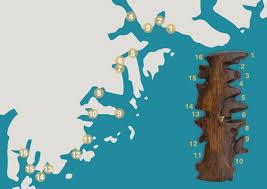 Greenland Map He U0027s Got The Whole Coast In His Hand Hakai Magazine