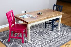 kids table with storage 13 kids craft table inspirations to support the kids crafting