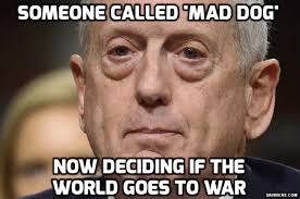 Syria Meme - david icke mattis claims us not involved in war on syria