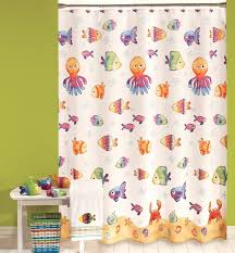 Colorful Fabric Shower Curtains 41 Best Colorful Shower Curtains Images On Pinterest Fabric
