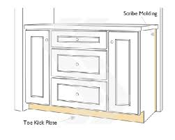 how is an cabinet what is scribe molding definition of scribe molding
