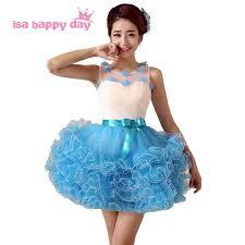 aliexpress com buy baby blue short sweet 16 2017