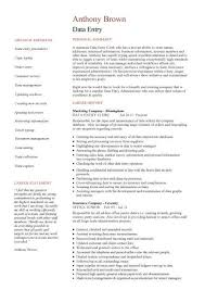 Skills For A Job Resume Examples by Data Entry Resume Templates Clerk Cv Jobs From Home Keyboard