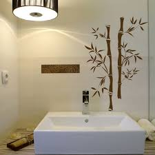 bathroom wall decoration ideas outstanding 15 half painted wall decor ideas pertaining to bathroom