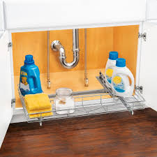 lynk under cabinet storage lynk lynk professional u shaped roll out under sink drawer pull