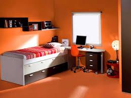 grey orange living room steel gray and persimmon orange living