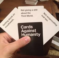where to buy cards against humanity unplugged wine bar hosting a cards against humanity tournament