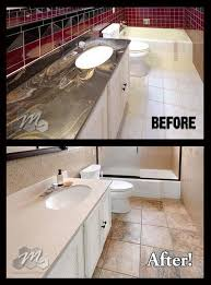Miracle Method Bathtub Don U0027t Replace Outdated Cultured Marble Countertops U2014refinish Them