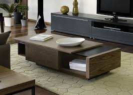 modern wood coffee table innovative modern coffee table with storage modern wooden coffee