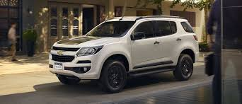 chevrolet trailblazer best 7 seater suv chevrolet kuwait