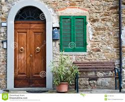 home front door vintage italian front door stock image image of house 21759473