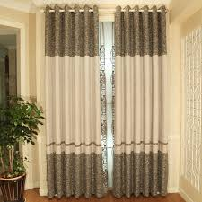 curtain designer good quality blended linen and cotton designer curtains