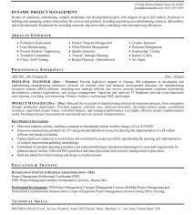 sle construction resume template project managementesume summary exles construction sles