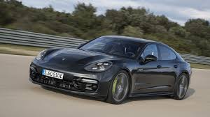 electric porsche panamera 2018 porsche panamera turbo s e hybrid unleashes 680 hp and 627 lb ft