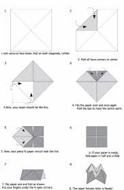 popular diy crafts how to make a paper fortune teller
