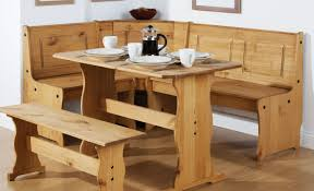 Kitchen Table With Storage by Bench Endearing Small Kitchen Table With Bench And Chairs