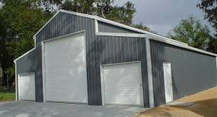 custom built sheds