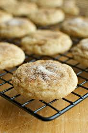 soft batch eggnog snickerdoodles a bajillian recipes