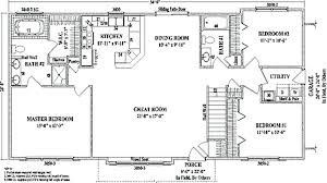ranch floor plans with basement ranch floor plans ranch floor plans with finished basement