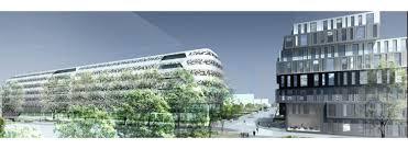 immobilier de bureaux immobilier de bureaux de la zac clichy batignolles une conception