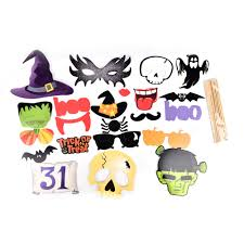 halloween party funny online shop 1set funny halloween party diy photo booth
