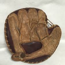 Hutch Baseball Gloves Vintage Baseball Mitts On Boxes 30 Items