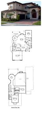 italian home plans italian house plan 64616 total living area 2733 sq ft 3