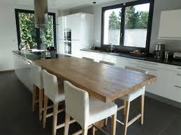 grande table de cuisine hs cuisine ouverte une grande table avec l ilôt et pas de table de
