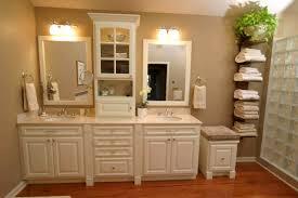 Bathroom Storage Black Restroom Cabinet Bathroom Cupboards Countertop Storage Furniture