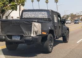 jeep wrangler pickup black spy shots jeep wrangler pickup the scrambler hooniverse