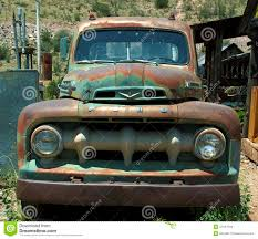 Old Ford Truck Bumpers - old ford truck editorial stock image image 41547434