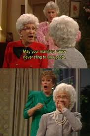 Golden Girls Memes - attack of the meme a food inspired love affair with the golden girls