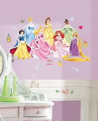 disney princess wall decals for girls design ideas and decors image of disney princess wall decals design