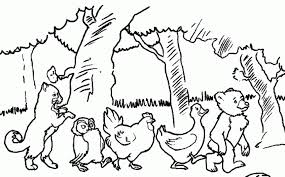 koala bear coloring page bears coloring pages brown bear stands in shallow water pictures